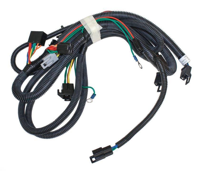 MTD 02002990 - Cub Cadet Wiring Harness : HyperParts.com on